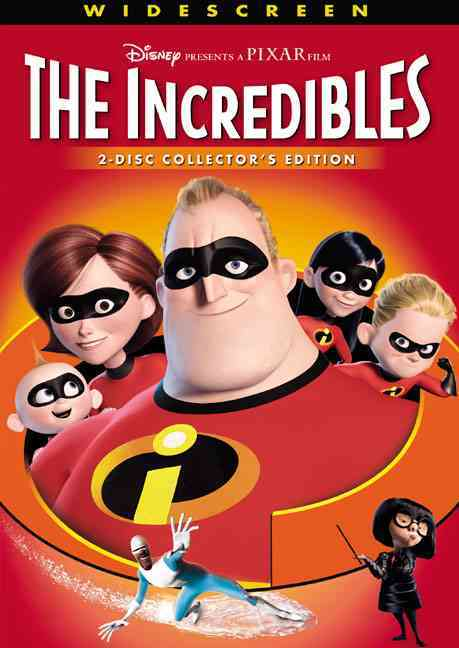 INCREDIBLES BY NELSON,CRAIG (DVD)