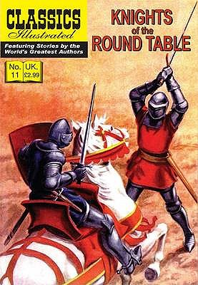 Knights of the Round Table By Pyle, Howard/ Blum, Alex A. (ILT)